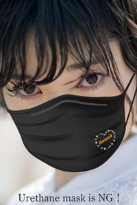 ウレタンマスクは空気感染率も高いのかもしれません?